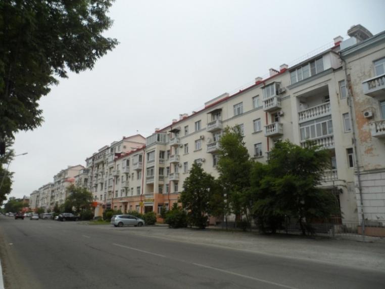 Вид здания со стороны улицы Советской.