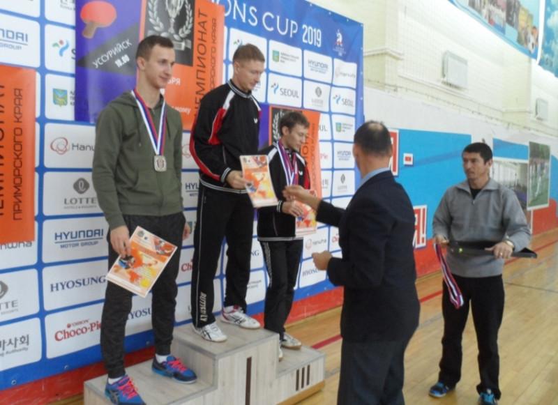 Слева - направо: Егор Тимин, Михаил Бутылев и Данил Толызин.