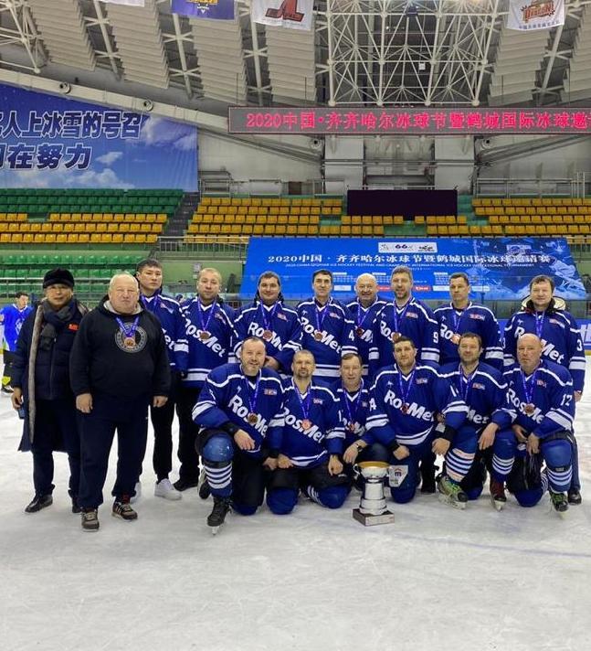 """Команда """"Росмет"""" (Уссурийск), эта и все следующие фотографии предоставлены командой """"Росмет""""."""