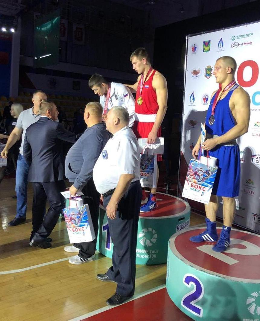 Фото предоставлено Сергеем Бишировым. Фотография из другого турнира.