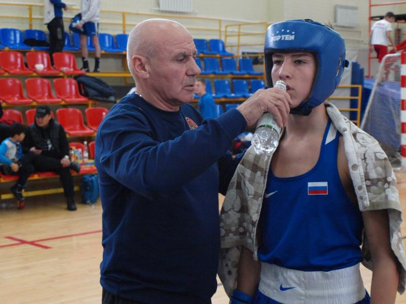 С Даниилом Аистовым, турнир памяти Алексея Горбачева, Уссурийск.