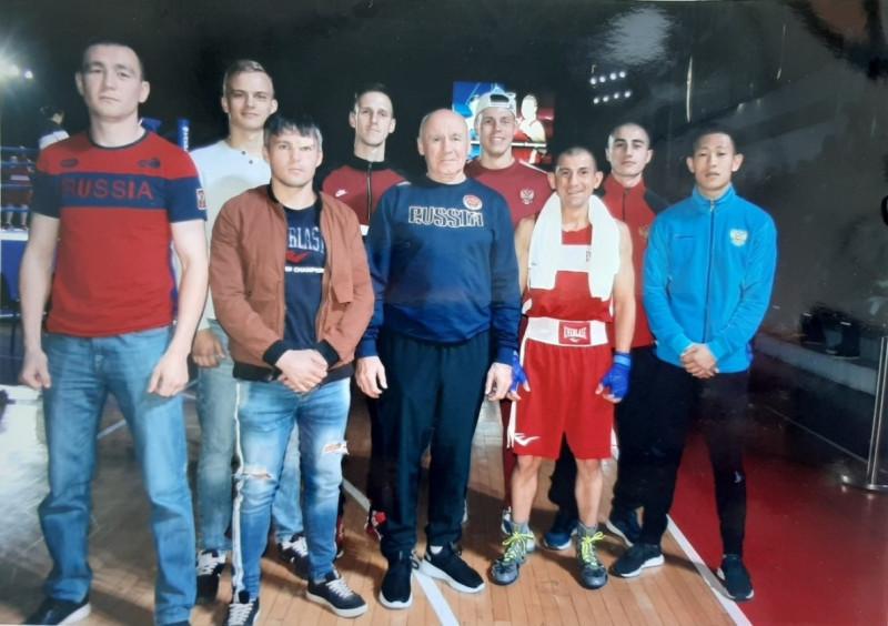 На турнире памяти Виктора Сахарова, Владивосток.