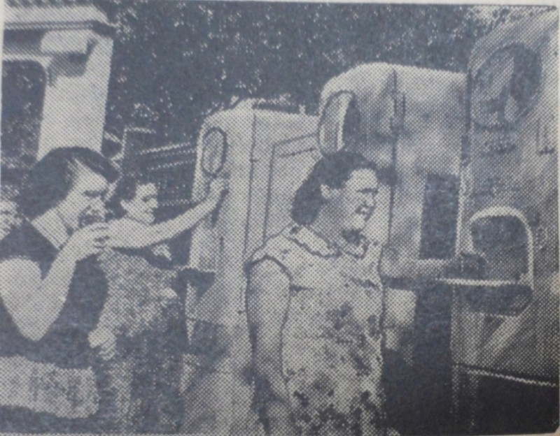 "Фото И. Жолобова, газета ""Коммунар"", 1960 год."