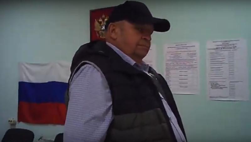 Фото - скриншоты из видеоролика Сергея Селетицкого.