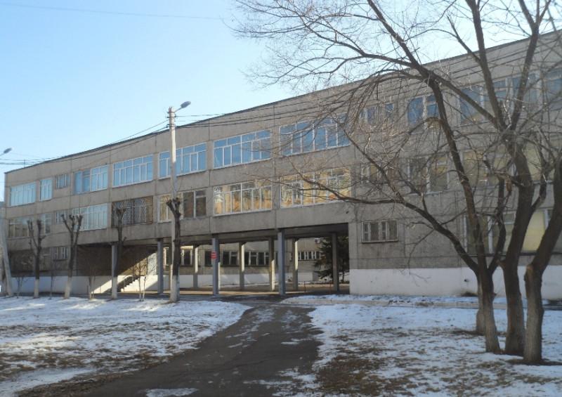 Здание факультета начальных классов.