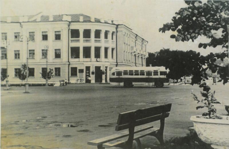 Фото предоставлено Анатолием Щиголем, 1959 год.