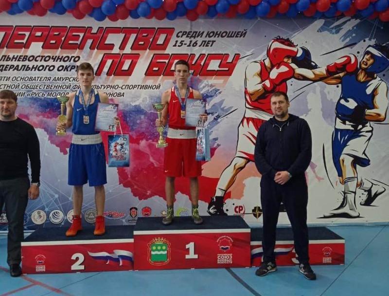 Победитель первенства ДФО Даниил Аистов, фотографии предоставлены Александром Коровиным.