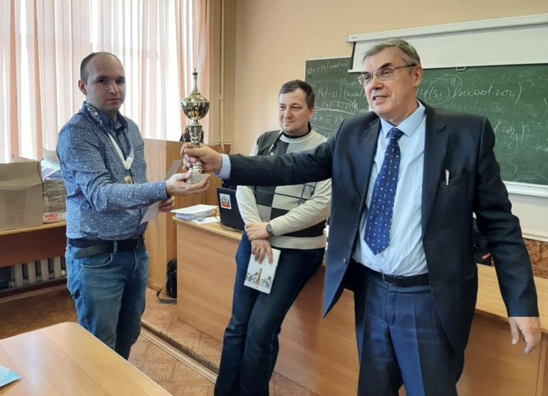 Андрей Гриценко, Сергей Орлов и Григорий Капранов (слева-направо).