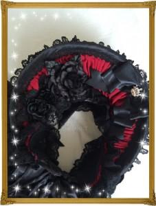 f3tf black bonnet