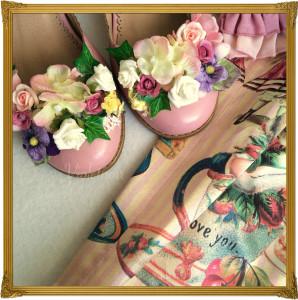 f cadrage shoe