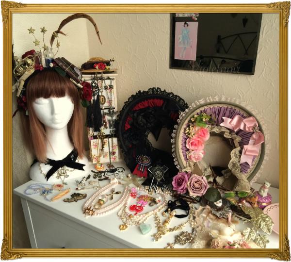 f accessories
