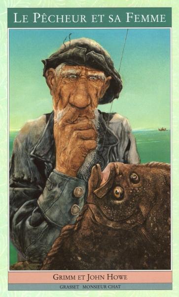 рыбак и его жена писатель