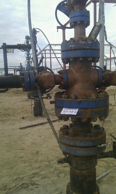 захвачена нефтянка!!!