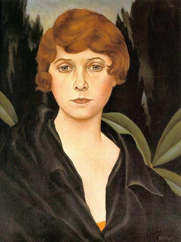 Resize of Half Nude, 1929 Maika