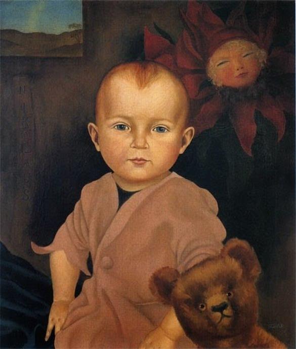 Resize of christian-schad-nikolaus-portrait-of-nikolaus-schad-as-a-child