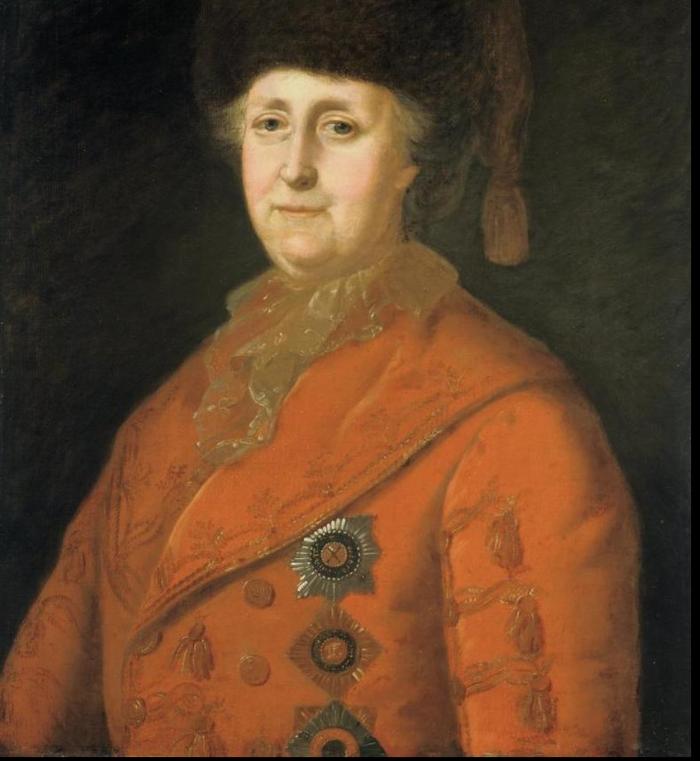 Resize of Ekaterina II Shebanov