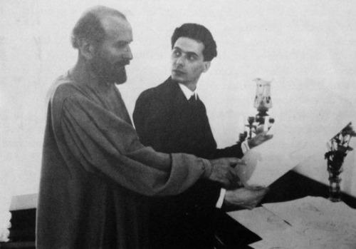 Schiele-and-Klimt_2
