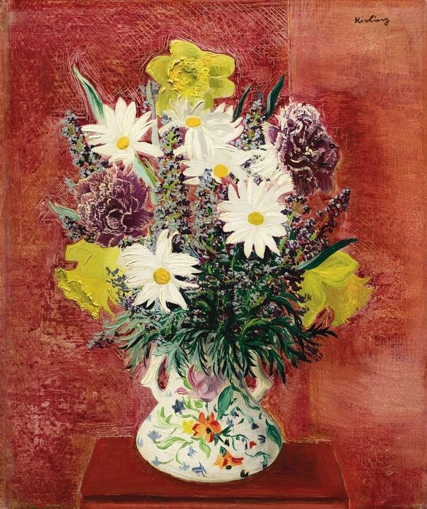 1946_Vase De Fleurs