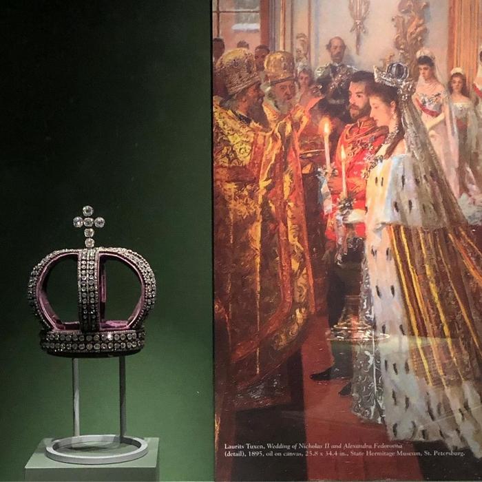 Nuptial Crown