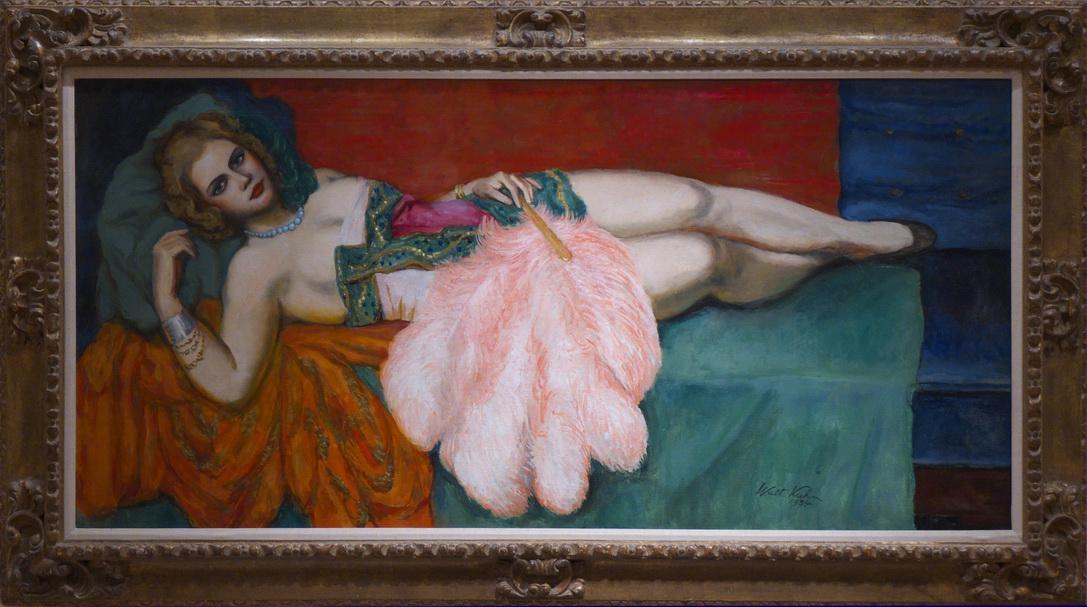 Современное искусство в музее Крайслера P1060851