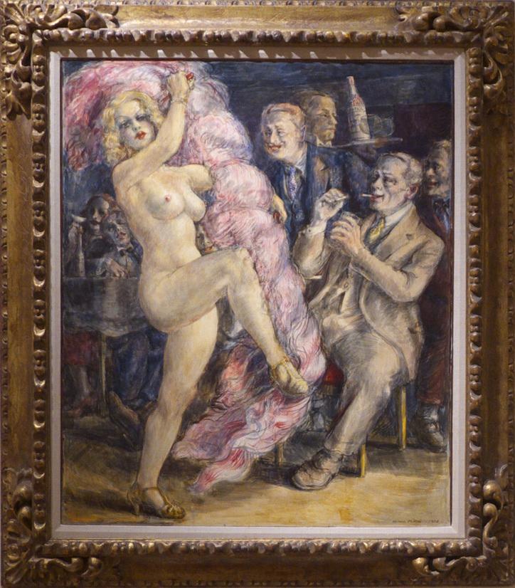Современное искусство в музее Крайслера P1060849