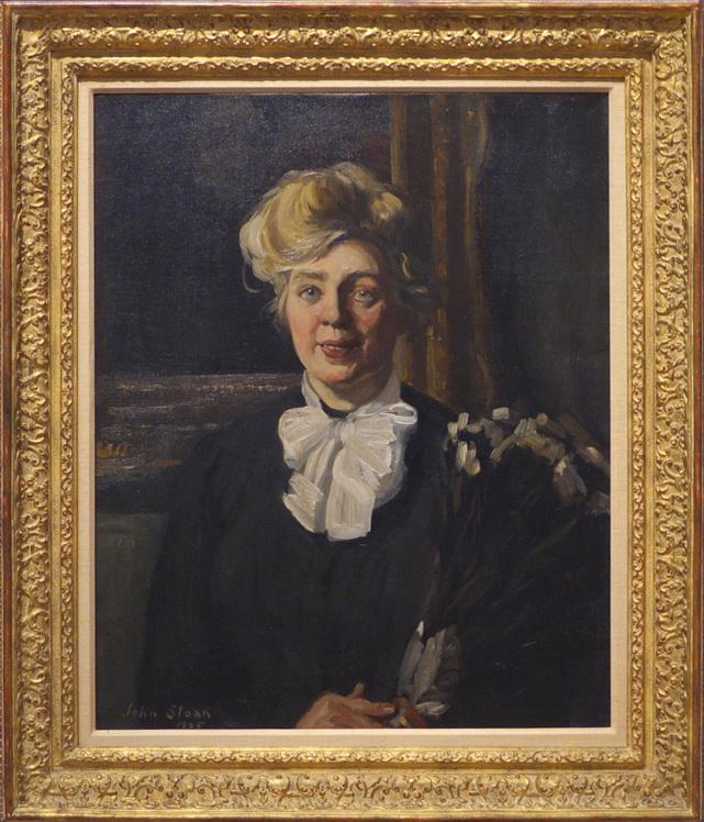 Современное искусство в музее Крайслера P1060860
