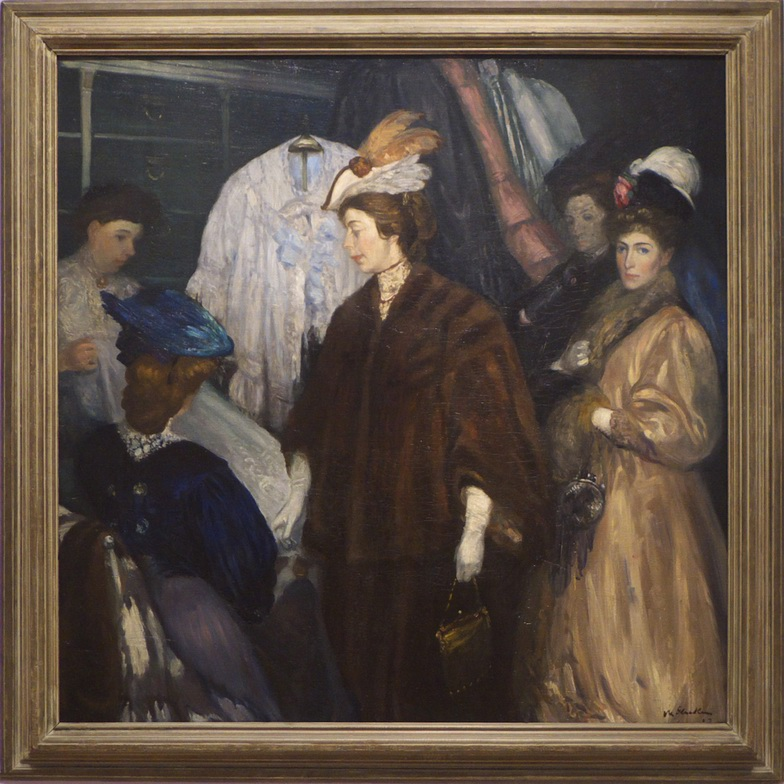 Современное искусство в музее Крайслера P1060862