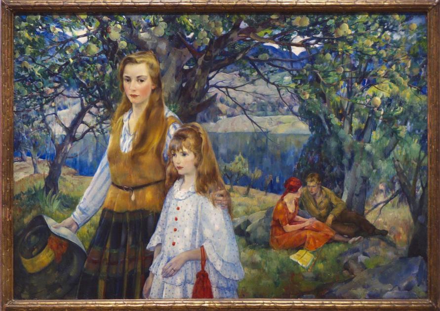Современное искусство в музее Крайслера P1060864