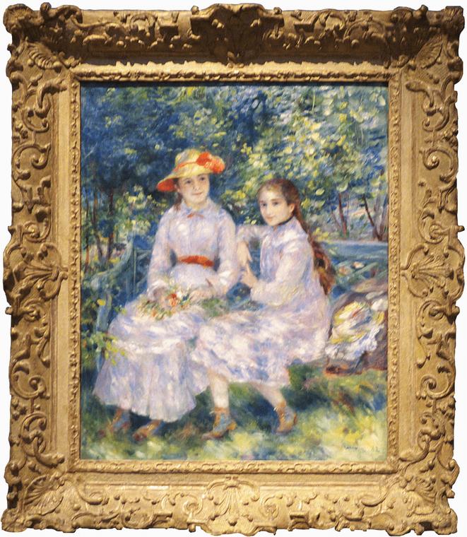Современное искусство в музее Крайслера Resize of Renoir-min