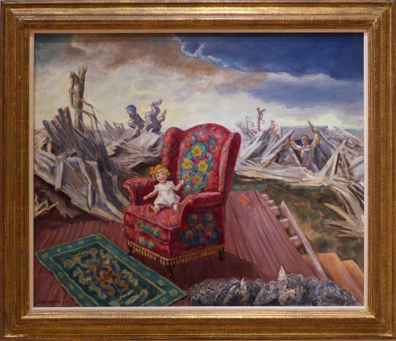 Современное искусство в музее Крайслера P1060857