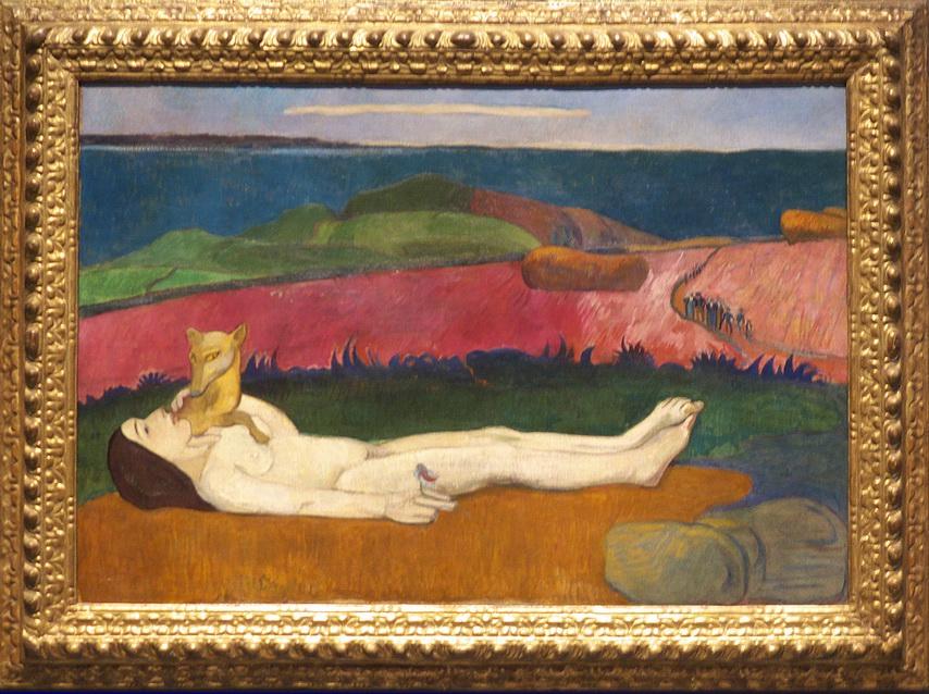 Современное искусство в музее Крайслера P1060877