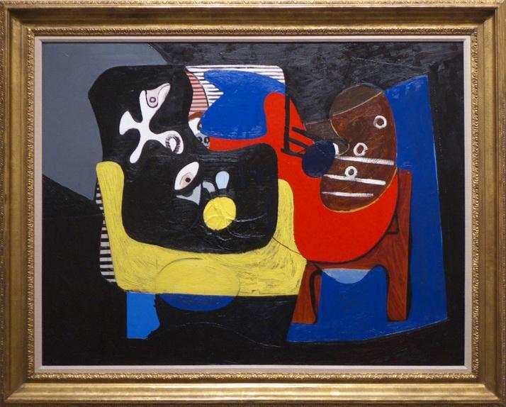 Современное искусство в музее Крайслера P1060807