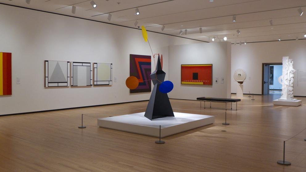 Современное искусство в музее Крайслера P1060876
