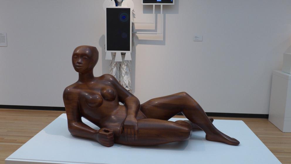 Современное искусство в музее Крайслера P1060885