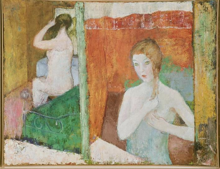 Sinjezubow, Nikolai, Compsition, 1925