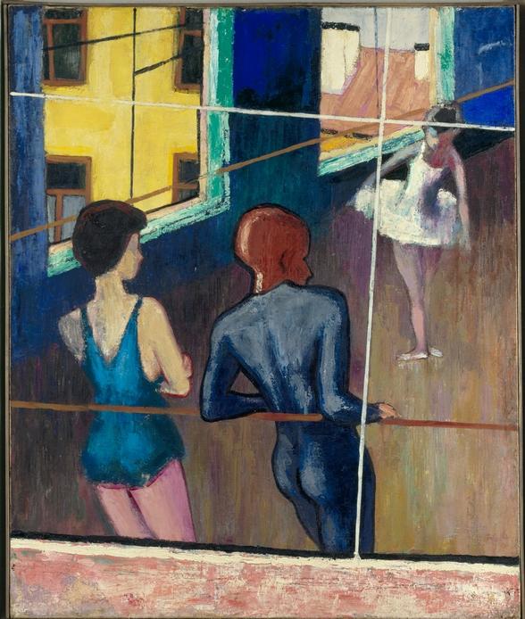Schachow, Anatoli, Das Ballettstudio, 1926–29