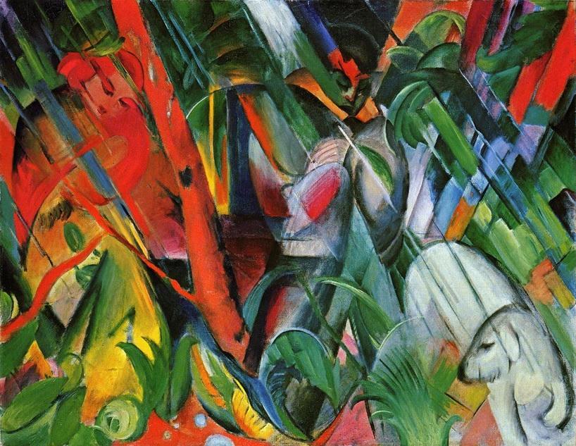 Resize of Franz-Marc-xx-Rain-1912-xx-Staedtische-Galerie-im-Lenbachhaus