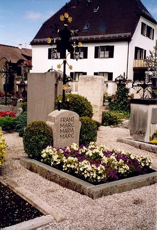 Resize of Friedhof of Kochel am See