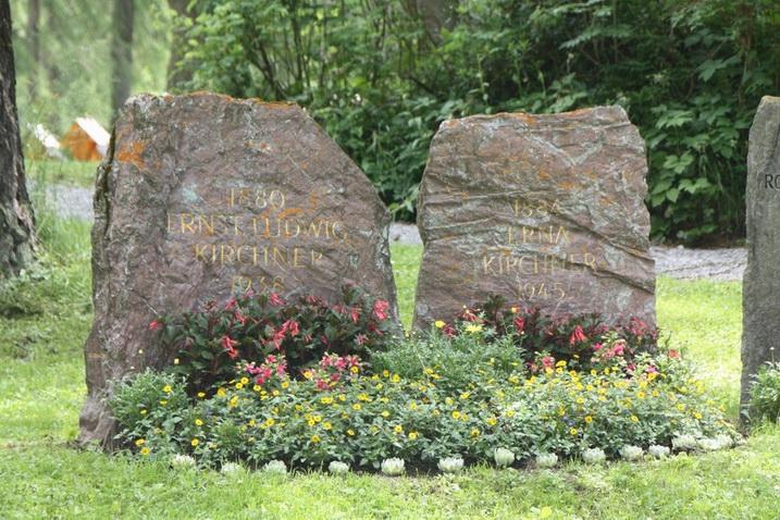 Grab von Ernst Ludwig Kirchner