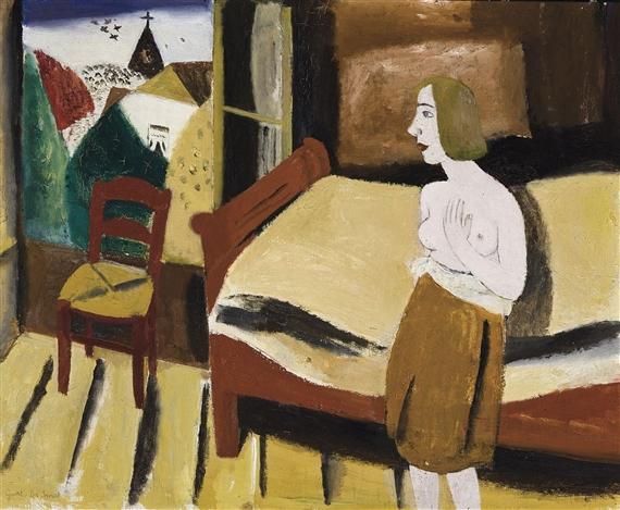 de-smet-la-esposa-en-el-dormitorio-pintores-y-pinturas-juan-carlos-boveri