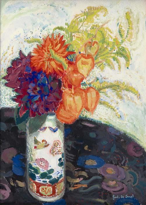 Gustave de Smet, de Vlaamse expressionist