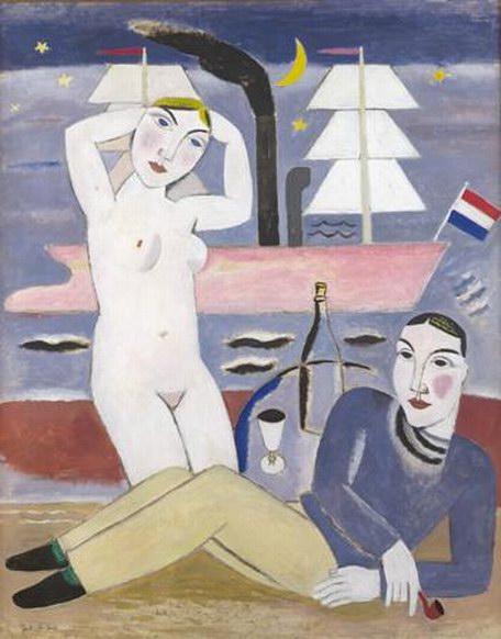 Gustave DE SMET, De Zeearend, 192
