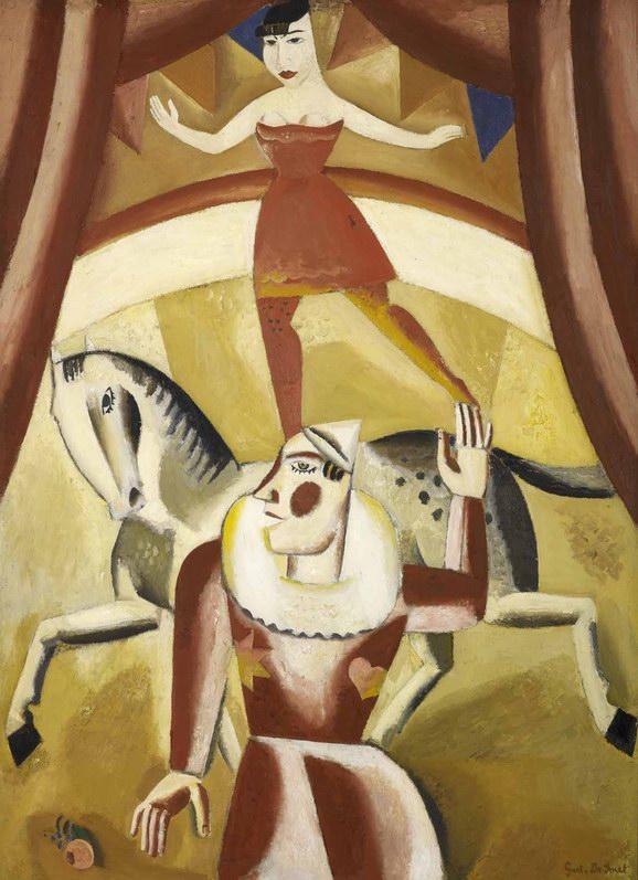 Gustave. Le Cirque