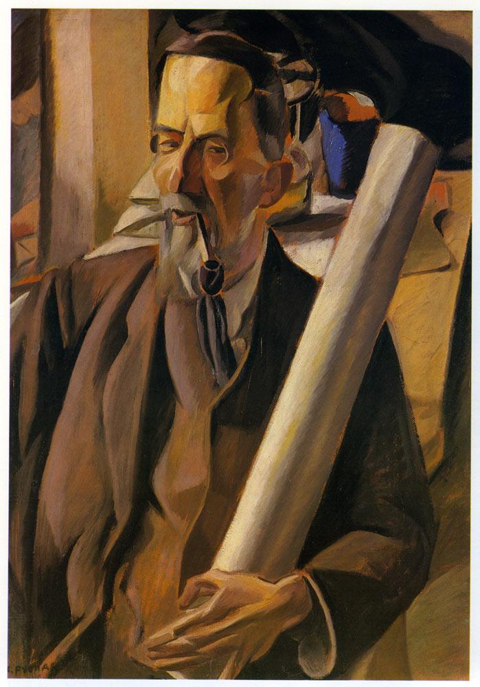 Architect Wasilkowski 1919