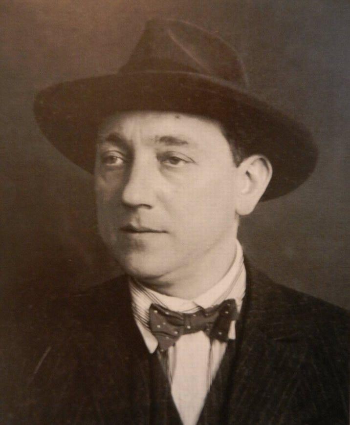 Frits van den Berghe (Belgian, 1883-1939) Photo 1928