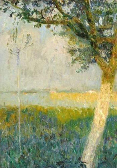 Frits van den Berghe La lys 1912