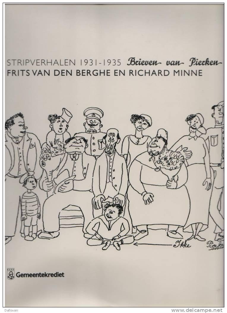 rits Van den Berghe & Richard Minne, Stripverhalen 1931-1935