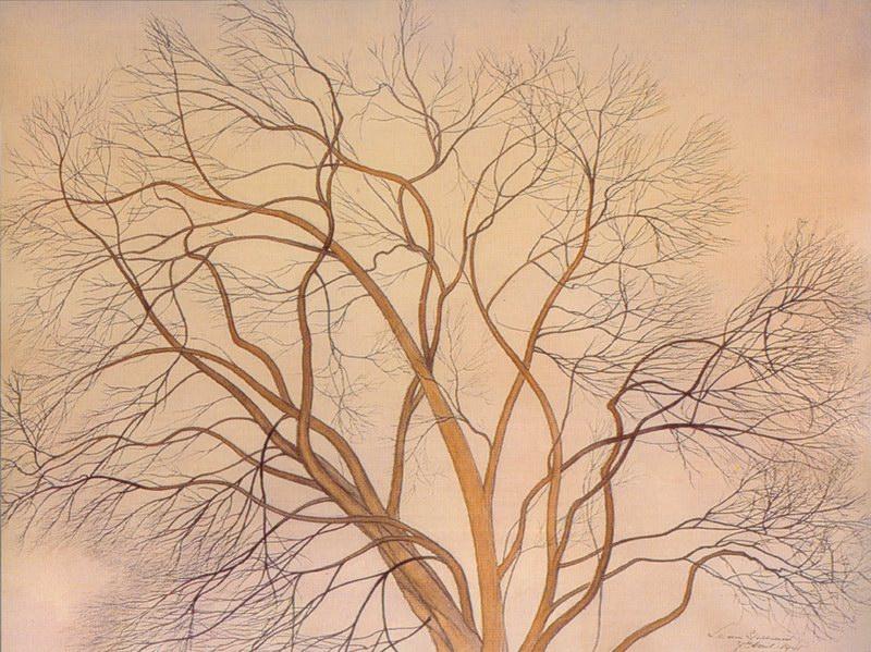 4. Ramures d'arbres (1941)
