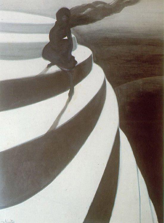 Vertigo, Magic Staircase