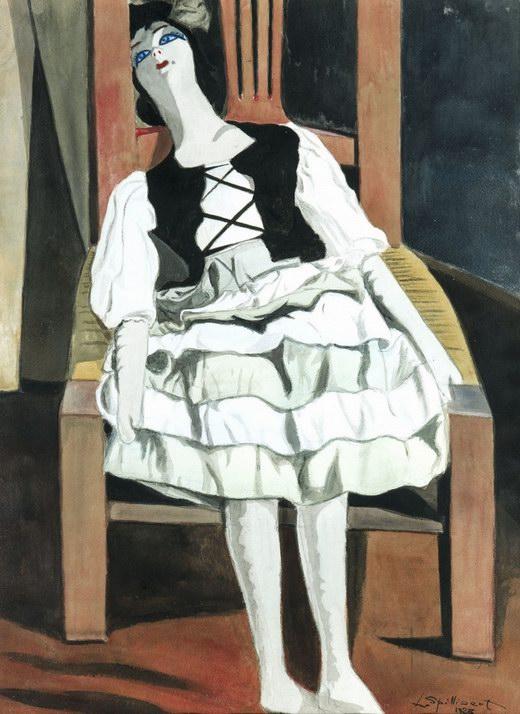 The Doll (La Poupée), 1928